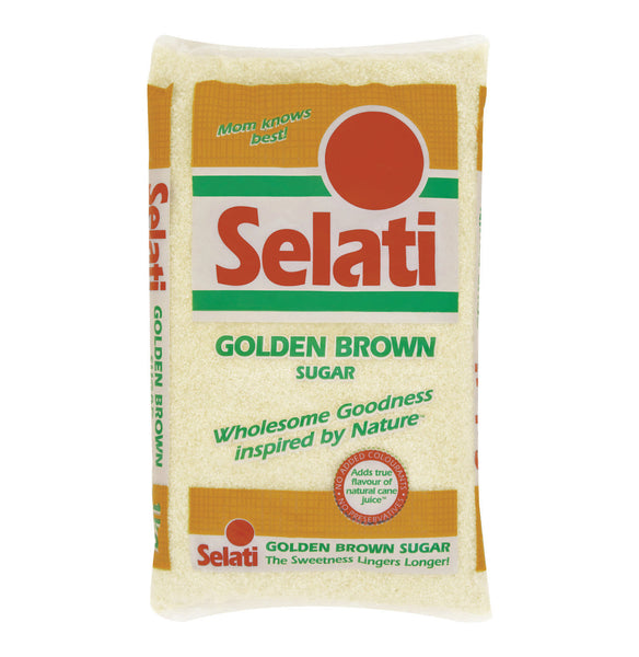 SELATI - Brown Sugar 1kg