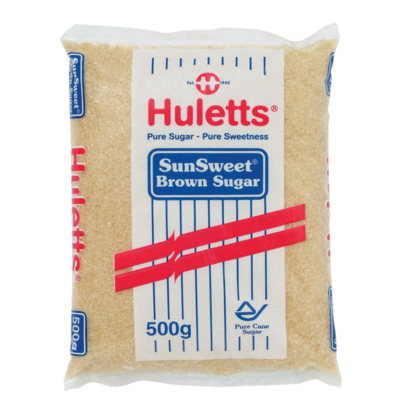HULETTS - Sunsweet Brown Sugar 500g