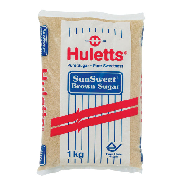 HULETTS - Sunsweet Brown Sugar 1kg