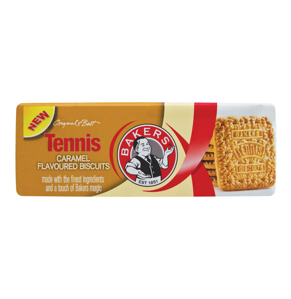 BAKERS - Tennis Caramel 200g