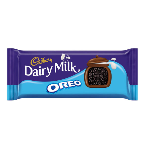 CADBURY - Dairy Milk Chocolate Oreo 120g