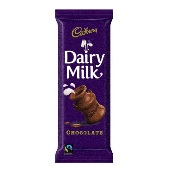CADBURY - Dairy Milk Chocolate 80g
