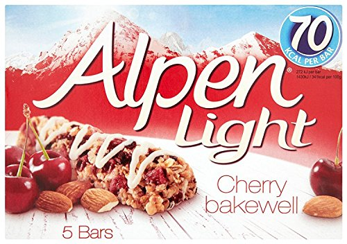 Alpen light cherry bakewell
