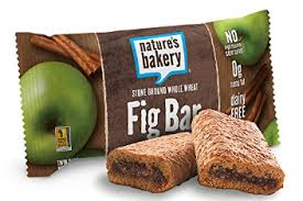 Apple Cinnamon Fig Bars - Nature's Bakery