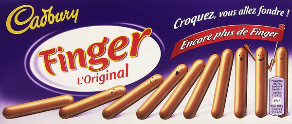 CADBURY - Finger L'Original