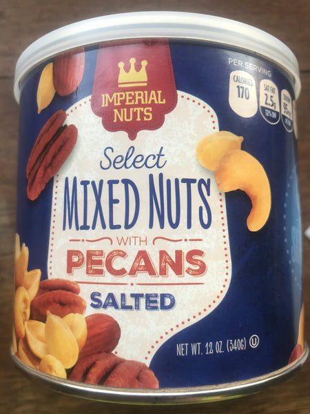 Imperial nuts mixed nuts pecan 340 gr
