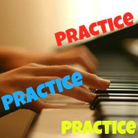 Piano Practice Sheets