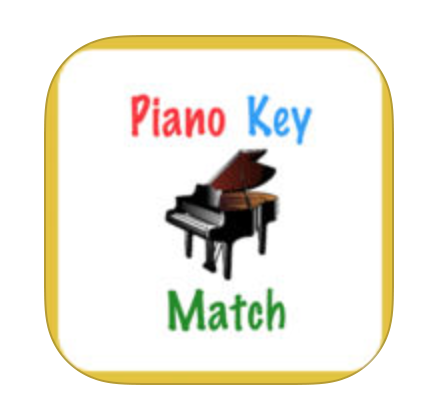 Piano Key Matching Game A Must Have Game For Every Piano Teacher!!!