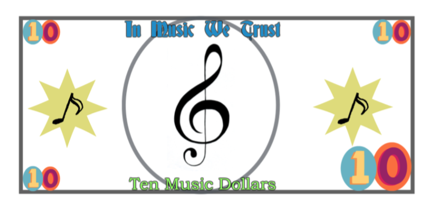 MUSIC MONEY MONEY MONEY! Incentives for music lessons!