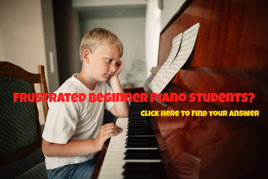 Beginner Student Piano Kit toolbox