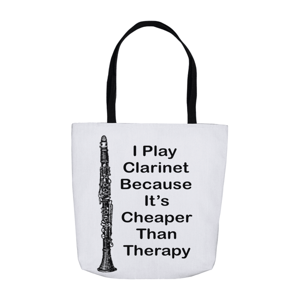 Clarinet Tote Bags