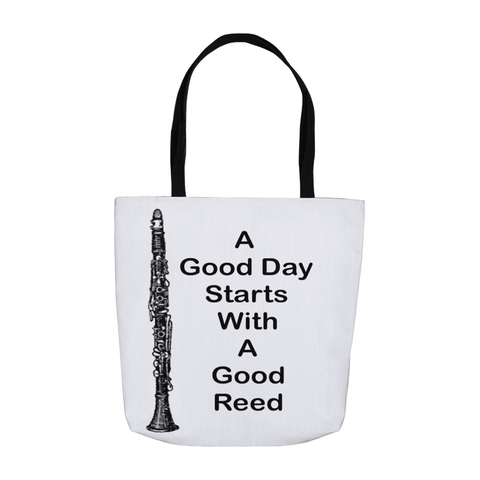 Clarinet Tote Bags - Music For Little Learners
