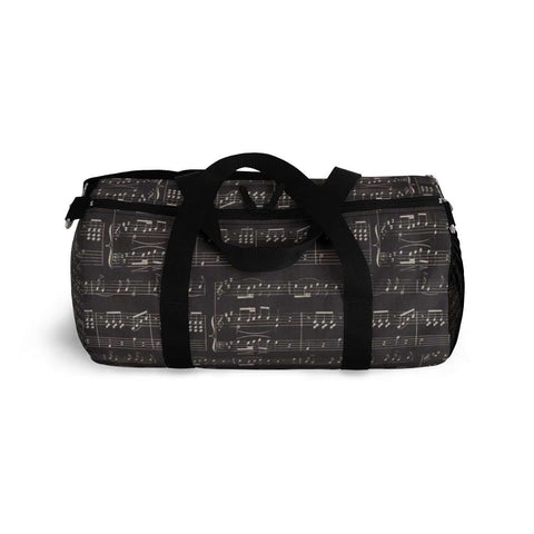 Duffle Bag black - Music For Little Learners
