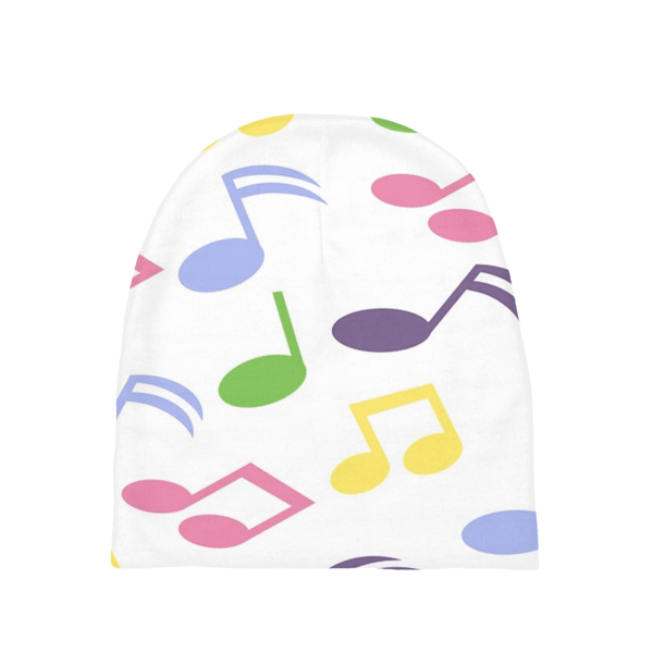 Music Baby Clothes - Beanie Hat