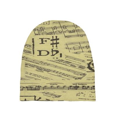 Music Baby Clothes - Beanie Hat - Music For Little Learners