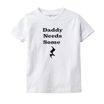 Music Baby Clothes - Daddy Needs Some Rest - T-Shirts (Infant Sizes)