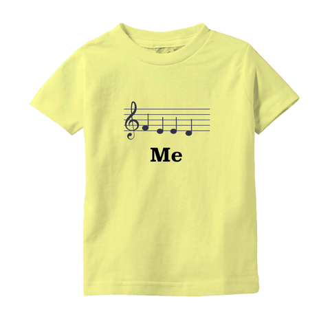 Music Baby Clothes - Feed Me -T-Shirts (Infant Sizes) - Music For Little Learners
