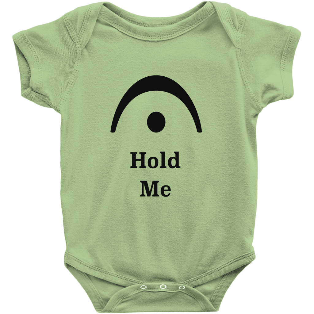 Music Baby Clothes - Hold Me - Music For Little Learners