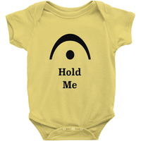 Music Baby Clothes - Hold Me