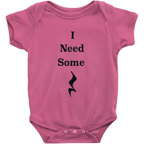Music Baby Clothes - I Need Some Rest - Music For Little Learners