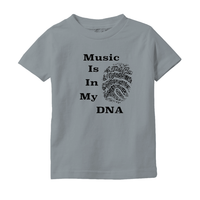 Music Baby Clothes - Music Is In My DNA - T-Shirts (Infant Sizes)
