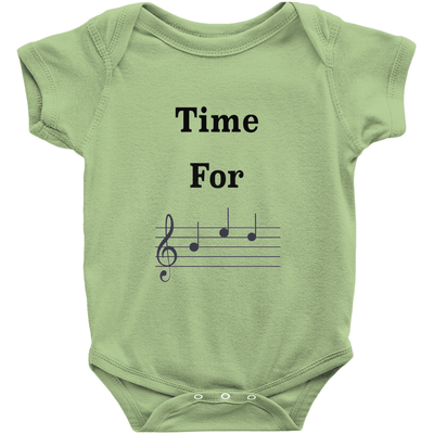 Music baby clothes - Music For Little Learners