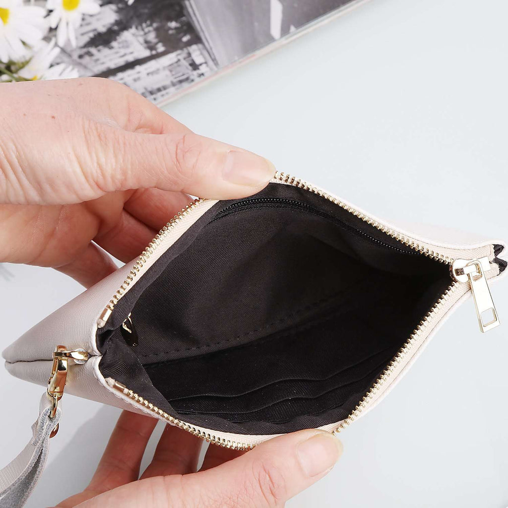 Music Clutch Purse - Genuine Leather - Music For Little Learners