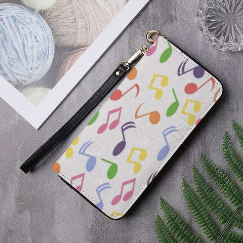 Music Clutch Purse - Music For Little Learners