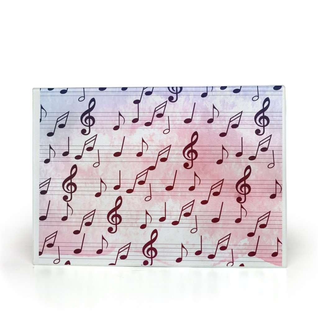 Music Cutting Board - Music For Little Learners
