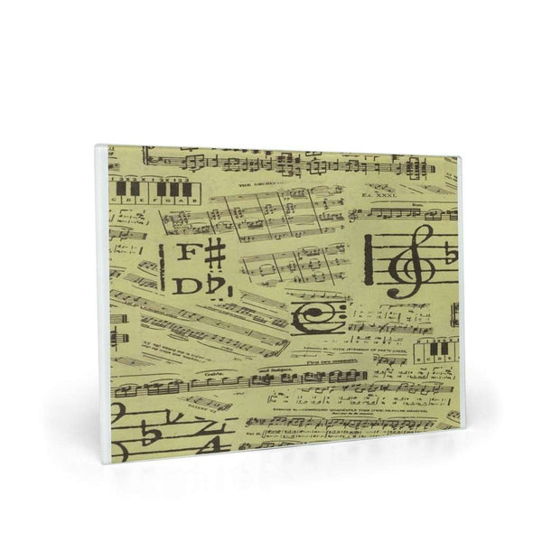 Music Cutting Board