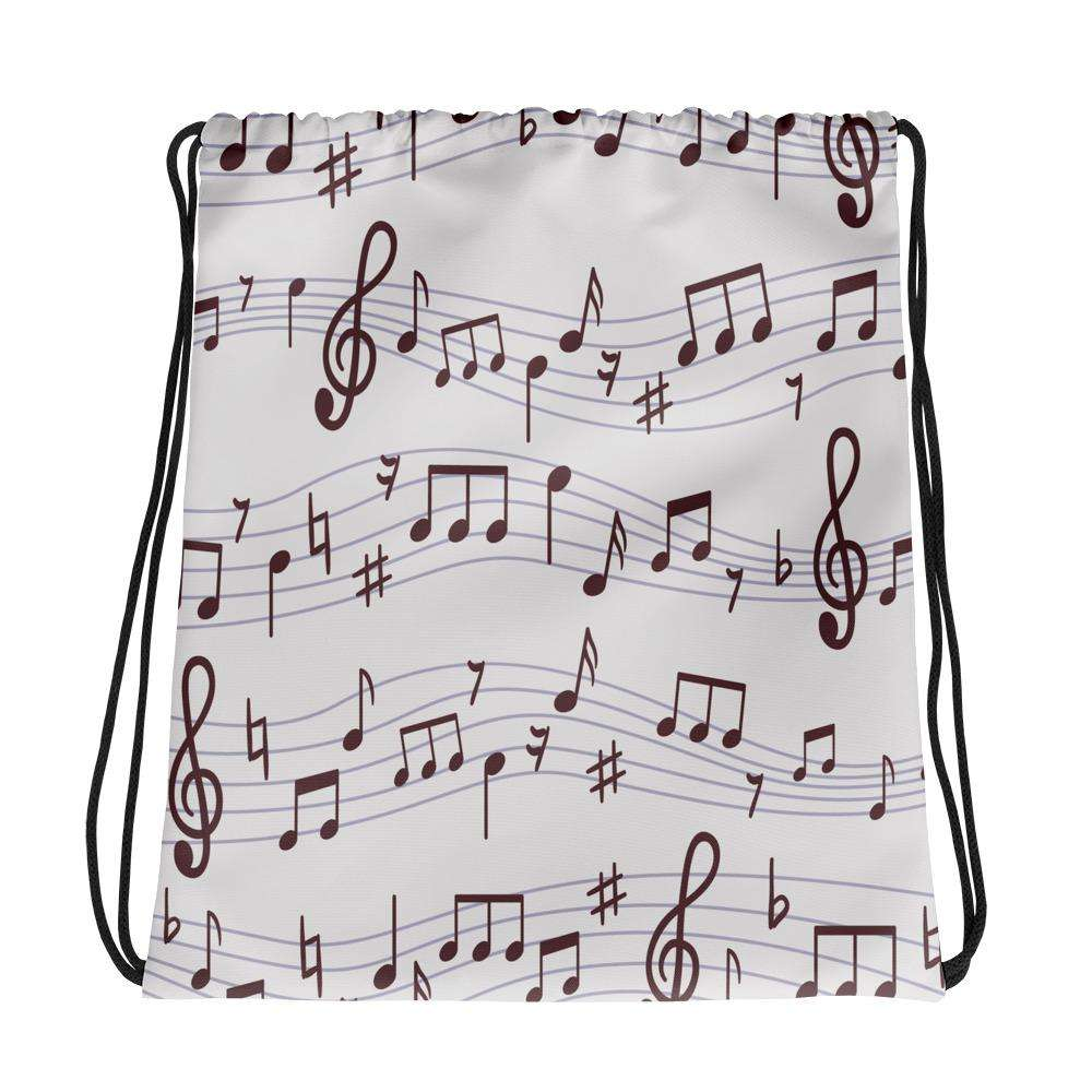 Music Drawstring Bags - Music For Little Learners