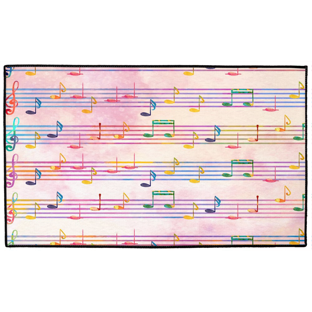 Music Floor Mat - Music For Little Learners