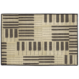 Music Floor Mat