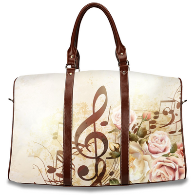 Music Note Bag - Music For Little Learners