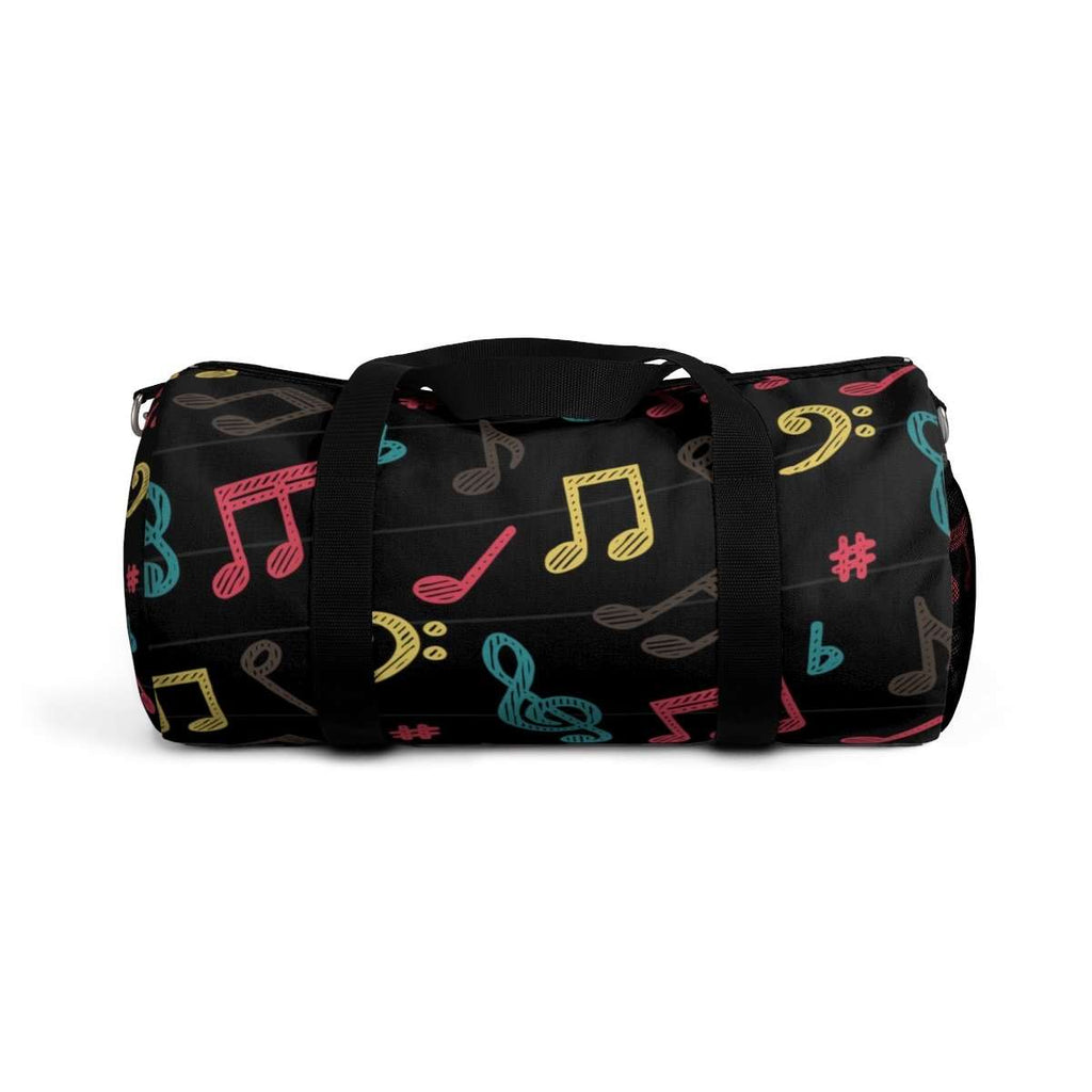 Music Note Duffle Bag
