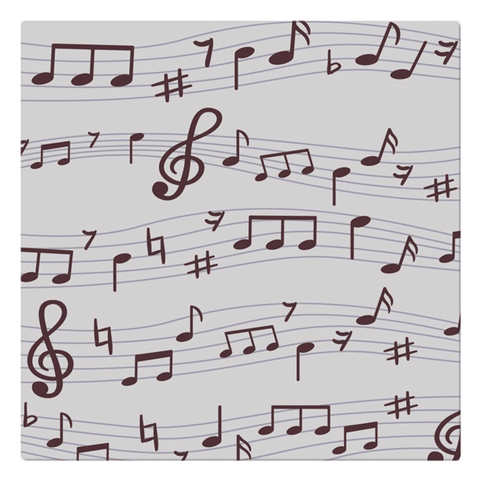 Music Note Napkin  - Cloth