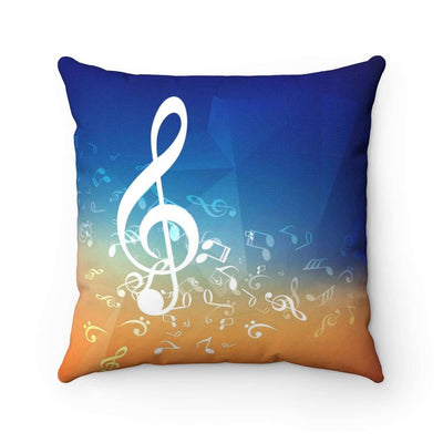 Music Note Pillow