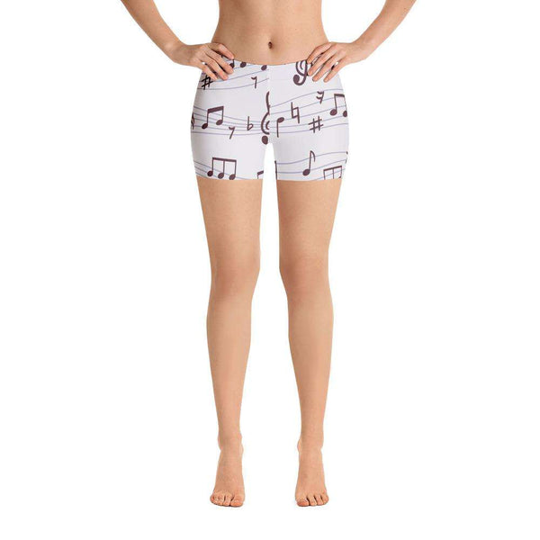 Music Note Shorts