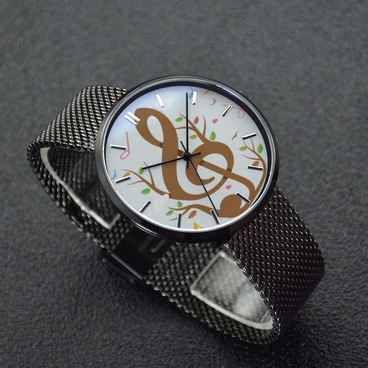 Music Note Watches