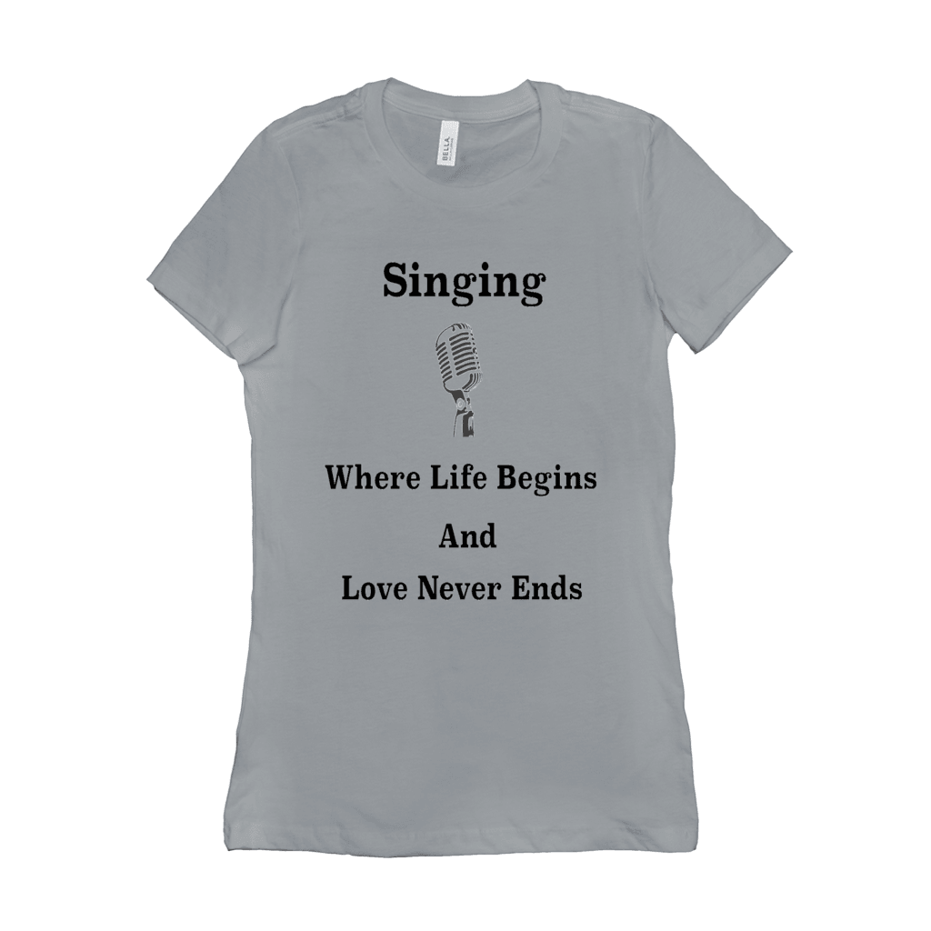 Singer T Shirt - Women's