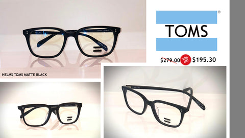 HELMS TOMS MATTE BLACK