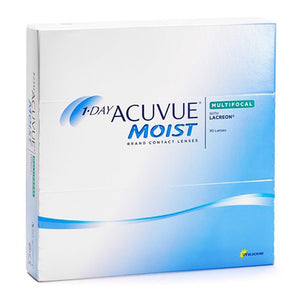 1-Day Acuvue Moist for Multifocal 90 Pack