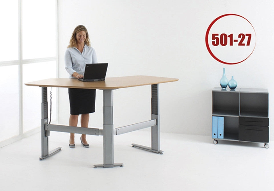Conset (Denmark) Electric Desks, A world of Choices, select  the right desk for u