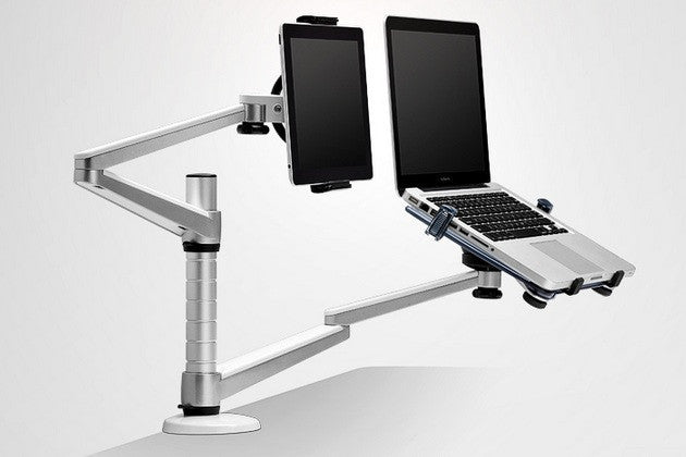 Laptop  Tablet combo Arm
