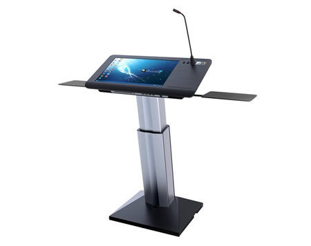 Touch Screen Multimedia Lectern