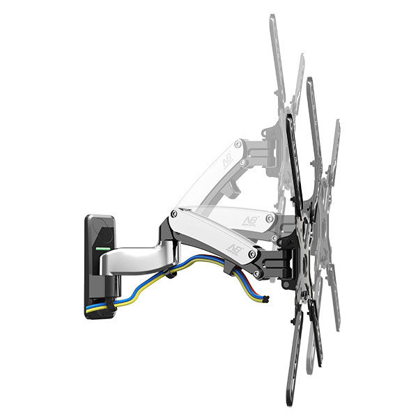 Gas-Strut TV Wall Mount R450