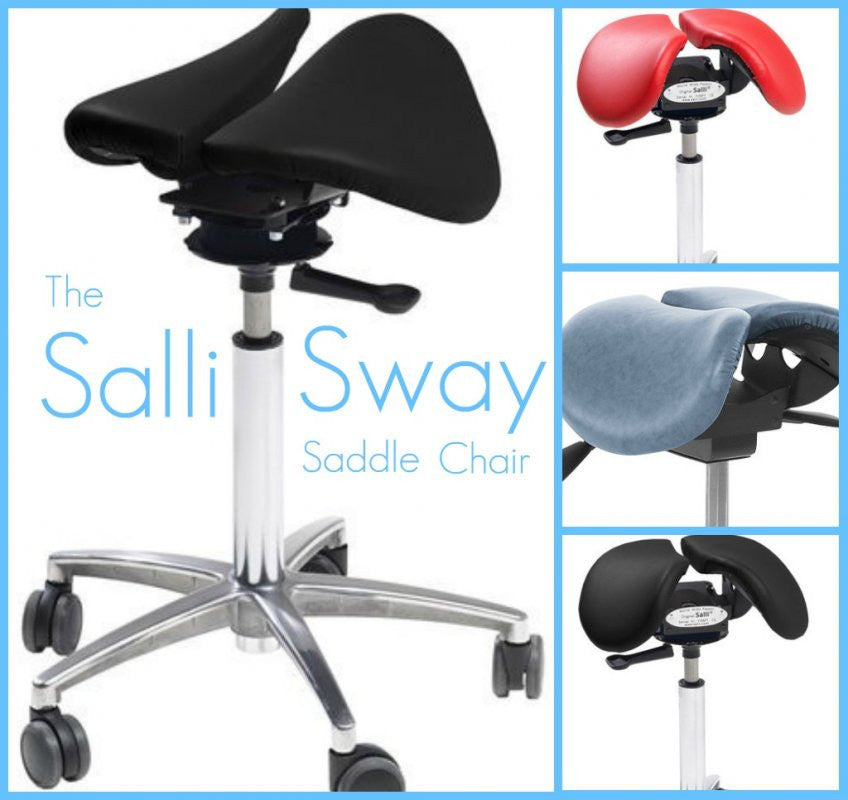 The Salli Sway Saddle Stool (Finland Brand)