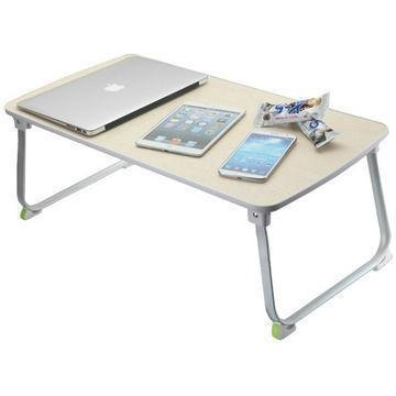 Foldable Laptop Table, Bed Desk, Breakfast Serving Bed Tray, Portable Mini & Ultra Lightweight, Laptop Notebook Study Desk