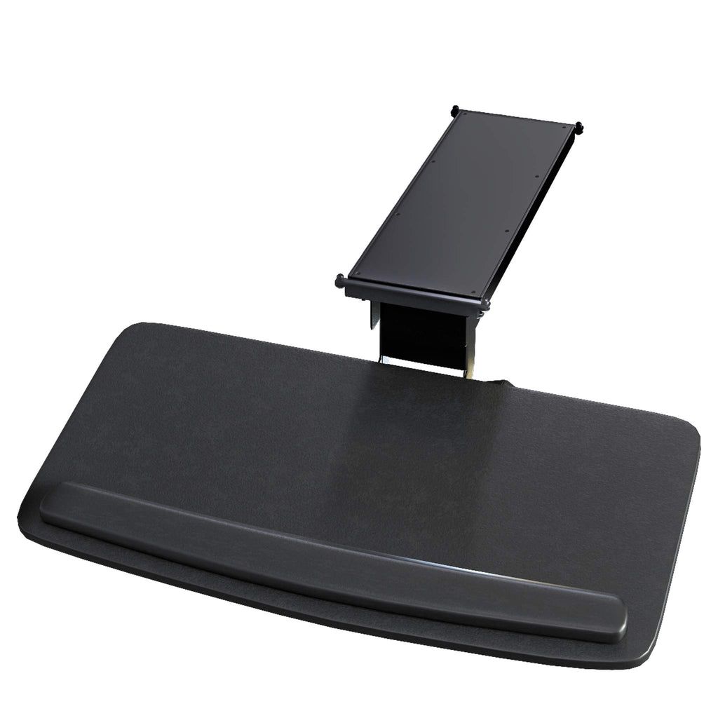 Adjustable Keyboard Tray (AKT01) with Height and Swivel Adjustments