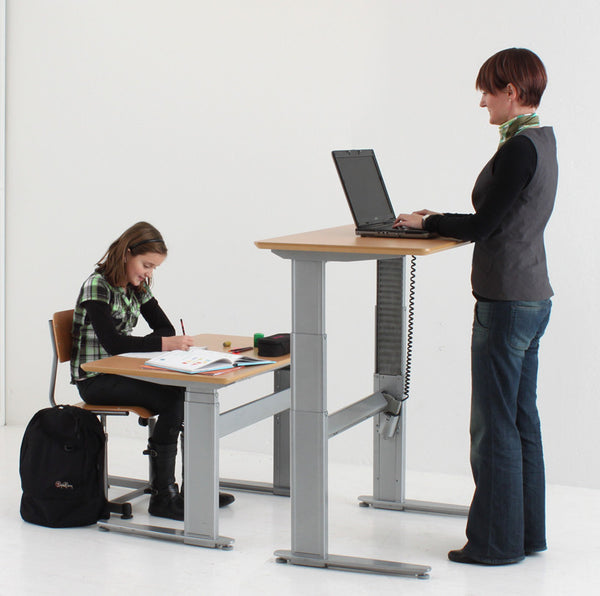 Children height Adjustable Desk